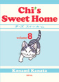 Chi's Sweet Home, Vol. 8
