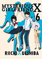 Mysterious Girlfriend X, Vol. 6